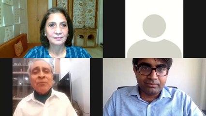 SAM Conversation with Ashwin Srivastava & Benoy Behl | Moderator Rashmi Saksena