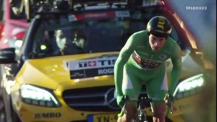 Primoz Roglic Smashes Vuelta Time Trial