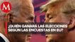 ¿Biden o Trump? Así van las encuestas para las elecciones de Estados Unidos