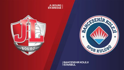 7Days EuroCup Highlights Regular Season, Round 6: Bourg 79-77 Bahcesehir