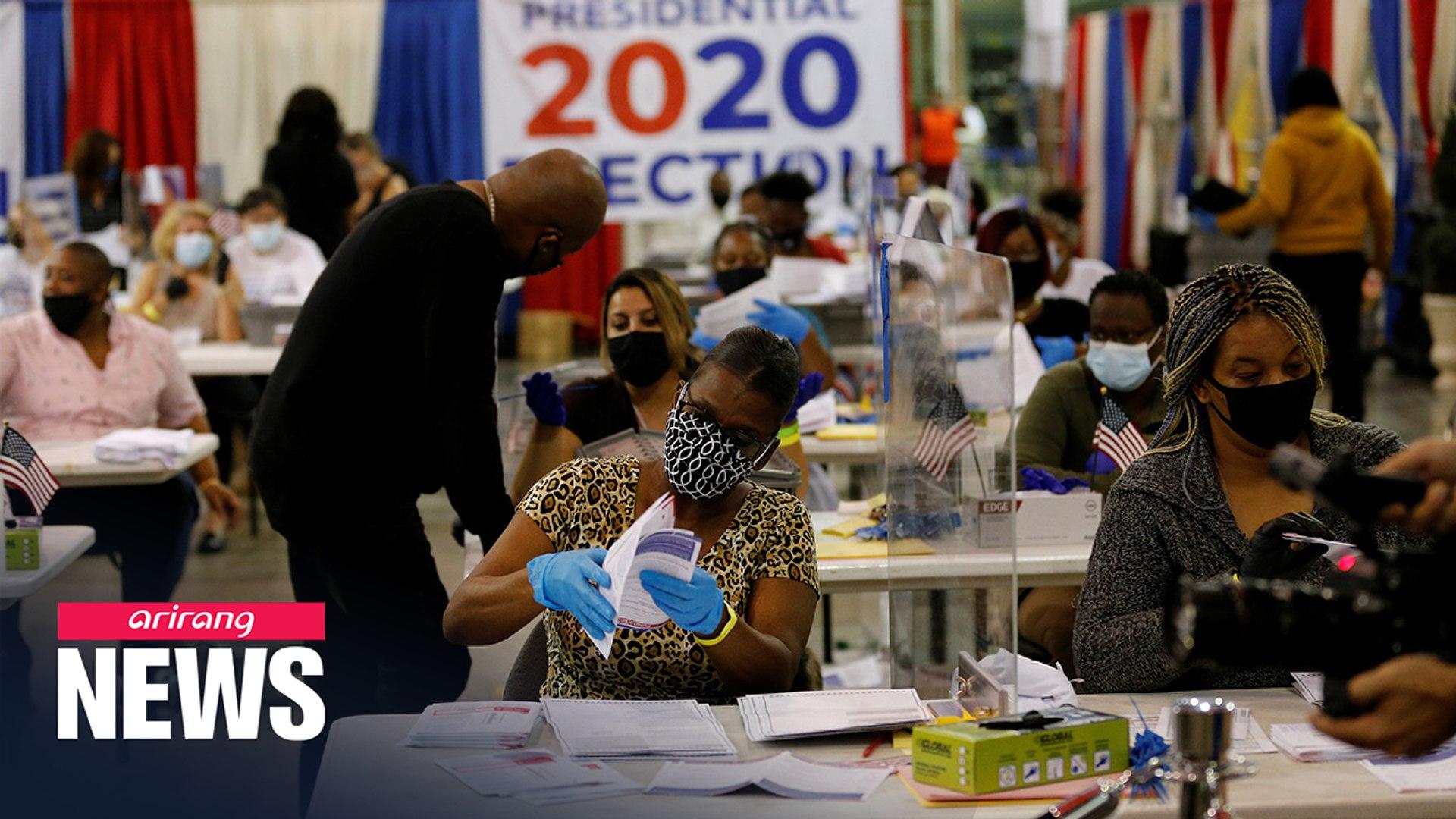 U.S. insight on 2020 election