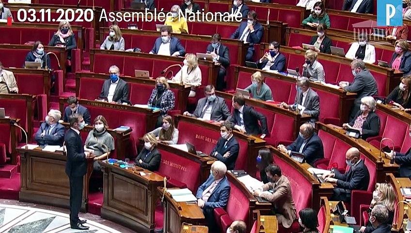 Vote sur l'état d'urgence sanitaire : pagaille à l'Assemblée nationale et énorme colère de Véran