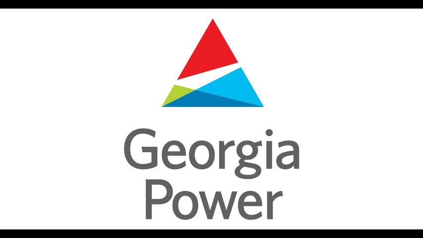 Paul Bowers chairman president and CEO of Georgia Power announces
