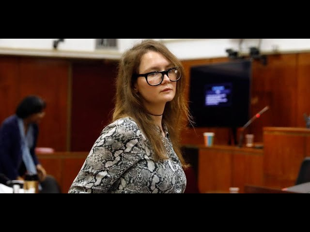 Fake heiress Anna Delvey says she wants people to stop showing up at her