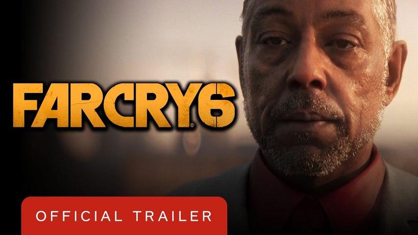 Far Cry 6 - Official Reveal Trailer  Ubisoft Forward