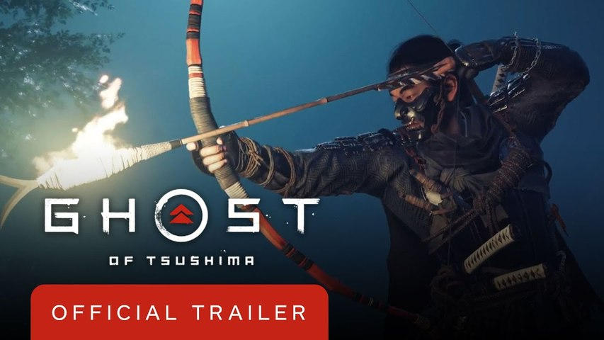 Ghost of Tsushima - Japanese Trailer
