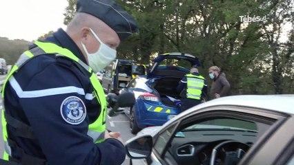 Dérogations de sortie : les gendarmes morbihannais sur le pont