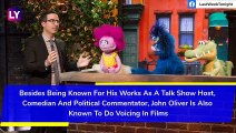 Video From The Smurfs To The Lion King – Here Are The Movies For Which John Oliver Did Voicing For!