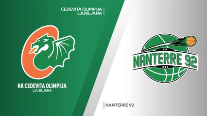 7Days EuroCup Highlights Regular Season, Round 6: Olimpija 75-63 Nanterre