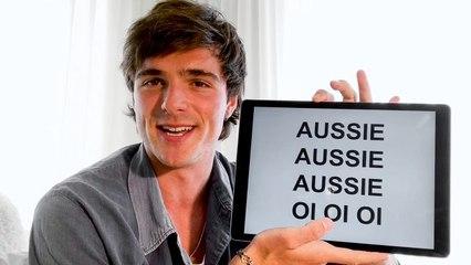 Jacob Elordi Teaches You Australian Slang
