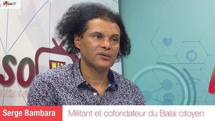 Burkina : « On a les gouvernants qu'on mérite. C'est la population qui a voté ces gens-là », dixit Smockey