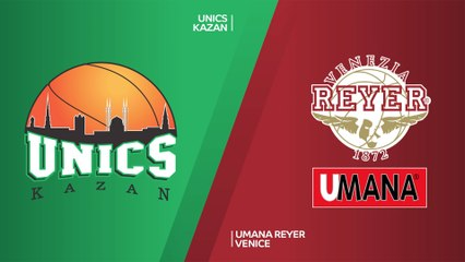 7Days EuroCup Highlights Regular Season, Round 6: UNICS 90-87 Reyer