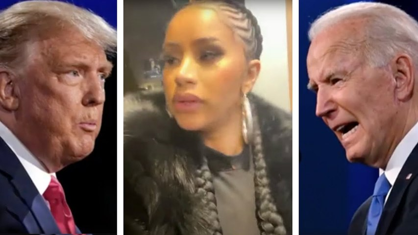 Cardi B, Khloe Kardashian and More Stars REACT to Unknown 2020 Election Results