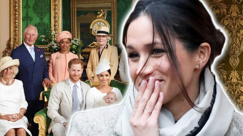 Meghan Markle Makes HISTORY By Breaking Royal Protocol