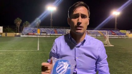 Rubén Casado analiza la derrota del equipo ante el Tenerife (4/11/20)