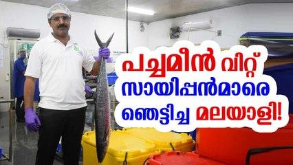 പച്ചമീന് വിറ്റ് സായിപ്പന്മാരെ ഞെട്ടിച്ച മലയാളി! Fresh To Home // DeepikaNews