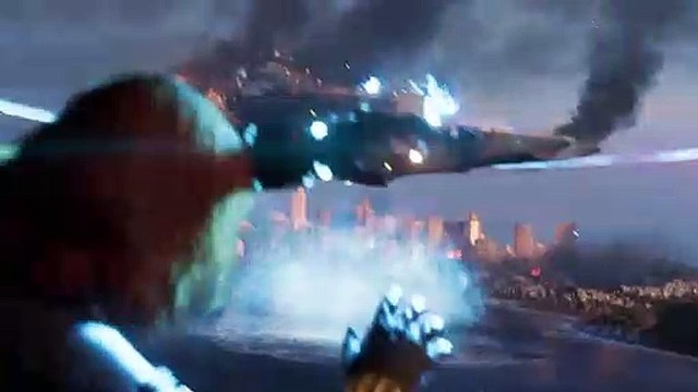 MARVEL'S AVENGERS Trailer 4K (2020) Thor, Black Widow, Video Game HD