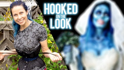 I Turned Into The Corpse Bride To Shock My Family - HOOKED ON THE LOOK
