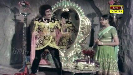 Bala Nagamma | Movie Scene 16 | K. Shankar |Sarath Babu | Sridevi | K. R. Vijaya | Vijayashanti