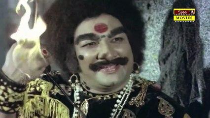 Bala Nagamma | Movie Scene 17 | K. Shankar |Sarath Babu | Sridevi | K. R. Vijaya | Vijayashanti