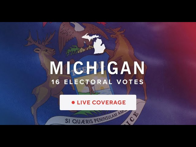 Michigan 2020 election results