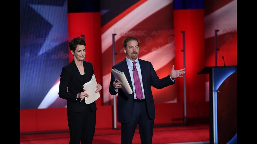 How to Watch MSNBC Without Cable