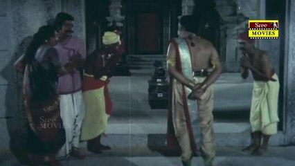 Deviyin Thiruvilayadal _ Movie Scene 22 _ Sridevi _ Thyagarajan _ Rajesh