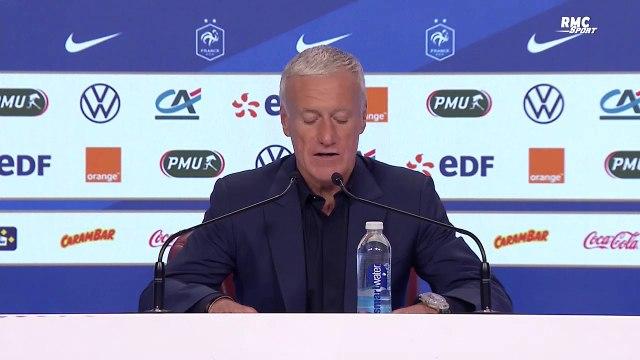 Equipe de France : Les 26 joueurs convoqués par Deschamps (avec Thuram et Mbappé)
