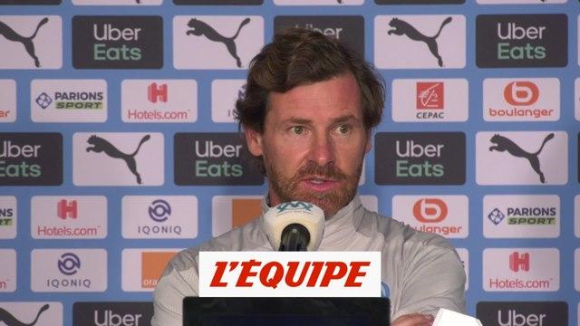 Villas-Boas sur les commentaires de Di Méco : «Calmer un peu les excités» - Foot - L1 - OM