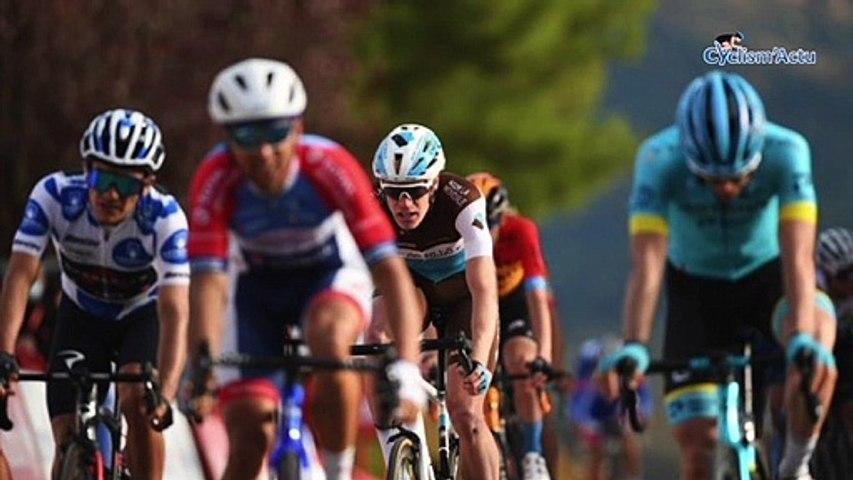 """Tour d'Espagne 2020 - Dorian Godon : """"C'était une belle journée de vélo"""""""