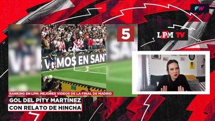 Ranking: mejores videos de la final de Madrid