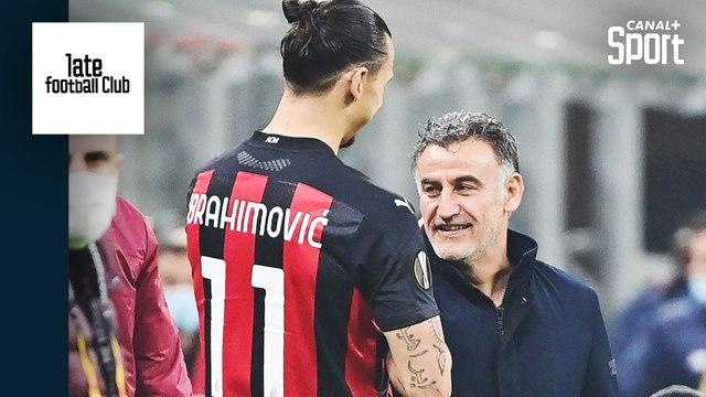 """Milan - Lille : """"On a vu une vraie équipe de Coupe d'Europe"""""""