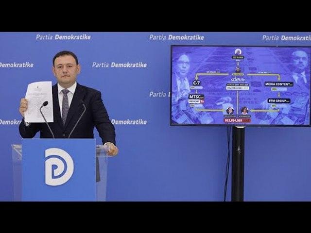 Ora News -PD denoncon skemën e korrupsionit: Qeveria Rama, 1 miliard lekë në xhepat e Carlo Bollinos