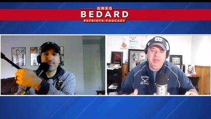 Patriots Trade Deadline Dud | Greg Bedard Podcast