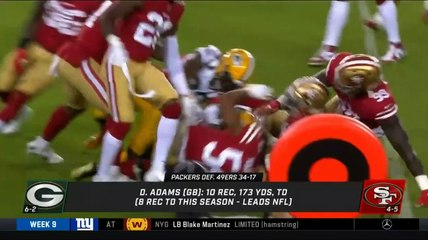 Michael Irvin impressive by Aaron Rodgers shines with 4 TD, Packers beating 49ers 34-17