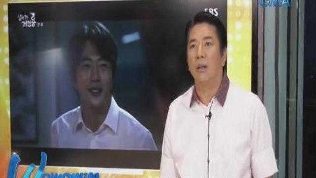Wowowin: Willie Revillame at Kwon Sang-Woo, look-alike talaga!