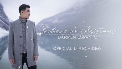 Darren Espanto - Believe In Christmas