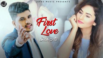 First Love   Shah Ali   Johnyy Vick   New Punjabi Song 2020   Japas Music