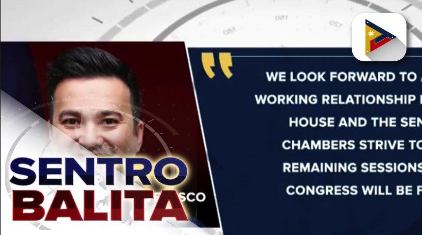 Liderato ng Kongreso, nagsagawa ng informal caucus para sa legislative agenda ng 18th Congress