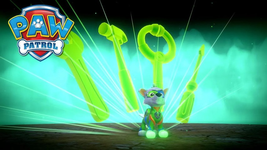 Paw Patrol Mighty Pups - Launch Trailer - PS4 / Xbox1 / PC / Switch