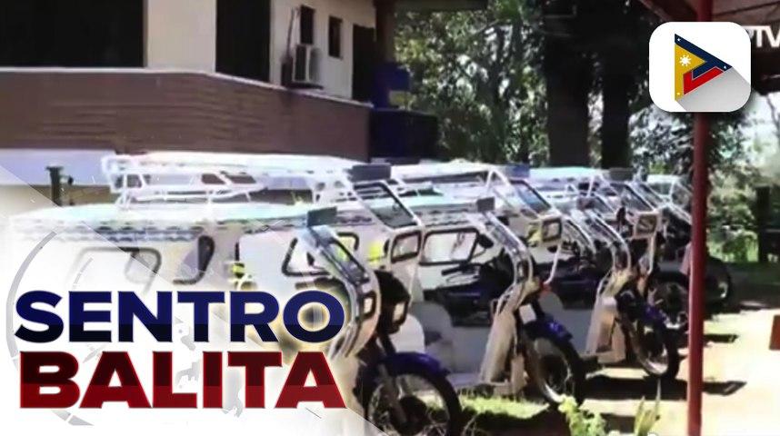 30 IDPs sa Marawi City, nakatanggap ng tricycle mula sa DTI