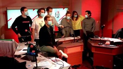 Bon Air dans Le Double Expresso RTL2 (06/11/20)