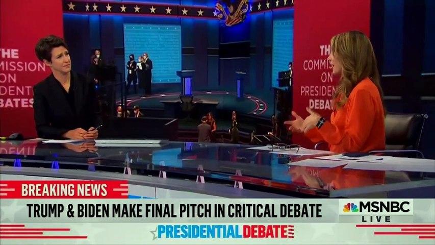 Chris Wallace Jealous of How Kristen Welker's Debate Went