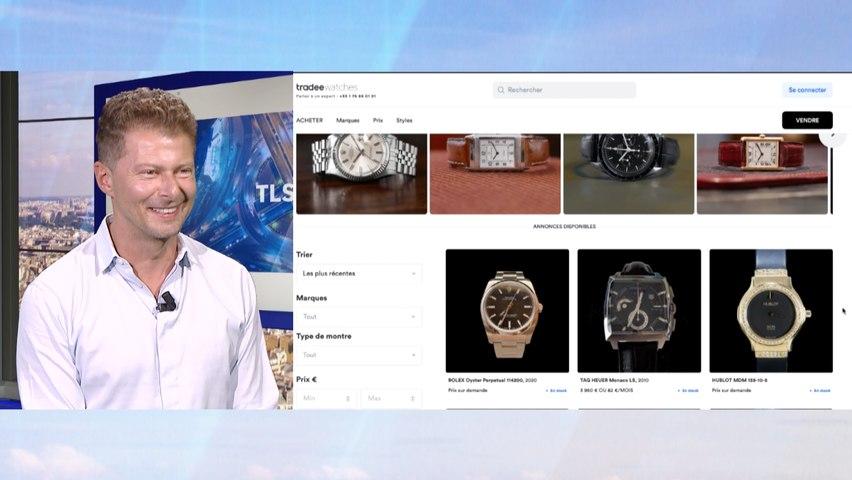 """TLS+ """"La folie des montres. Tendance passagère ou durable ?"""" TELESUD 06/11/20"""