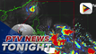 PTV INFO WEATHER: Update on severe tropical storm #SionyPH, LPA nears PAR