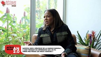 African Woman2.0 #8 / Safietou Seck, créatrice de la marque Sarayaa : «C'est pendant ma dépression que j'ai pu créer mes pièces les mieux vendues»