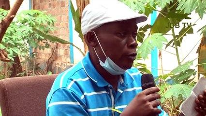 """AUGUSTIN AGOU: """"La Centrafrique est un pays immensément riche mais le peuple est pauvre..."""""""