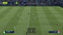 OL - ASSE : notre simulation FIFA 21 (L1 - 10e journée)