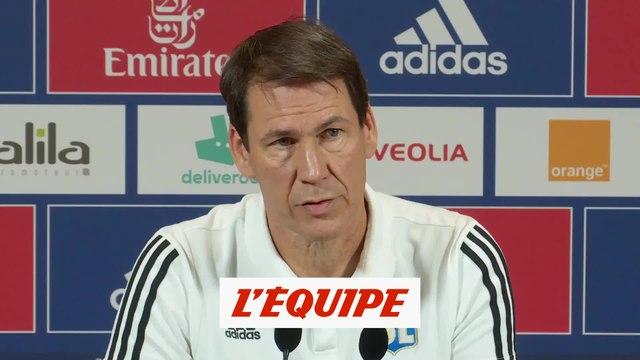 Garcia : « J'espère que les clubs français vont se reprendre » en Coupes d'Europe - Foot - L1 - OL