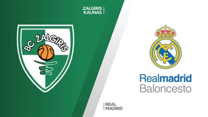 EuroLeague 2020-21 Highlights Regular Season Round 7 video: Zalgiris 90-93 Madrid